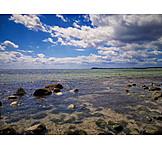 Sea, Coast, Baltic Sea