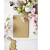 Easter, Easter Decoration, Easter Card