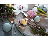Easter, Breakfast, Table Cover