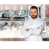 Gastronomy, Self Confident, Cook