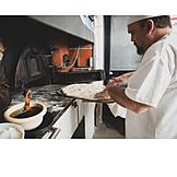 Preparation, Focaccia Bread, Focaccia