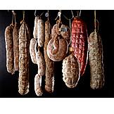 Sausage, Sausages, Salami