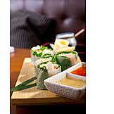Asian Cuisine, Sushi