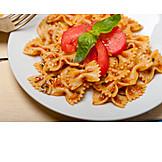 Pasta, Lunch, Vegan