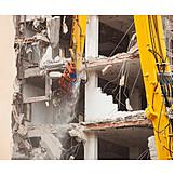 House, Destruction, Demolish