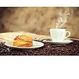 Coffee, Coffee Biscuits, Sfogliatelle