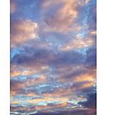 Twilight, Sky, Clouds