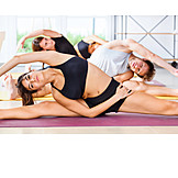 Stretching, Yoga, Stretching, Yoga Studio