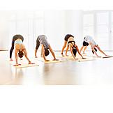 Yoga, Asana, Adhomukha Shvanasana
