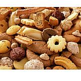 Pastries, Biscuits