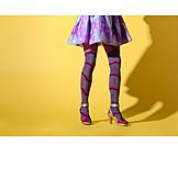 Fashion, Skirt, Pantyhose