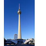 Berlin, Television tower