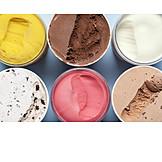Icecream, Ice cream, Soft ice cream, Ice cream flavours