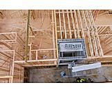 Building Construction, Under Construction, Wooden Construction