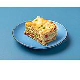 Gratin, Lasagna