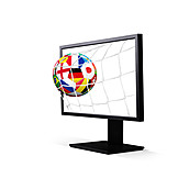 Soccer, World Cup, Live Broadcast