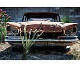 Car, Scrap, Wreck