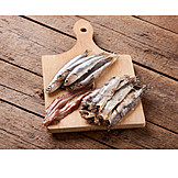 Prepared Fish, Anchovy, Anchovy