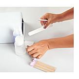 Manicure, Nail File, Nail Dryer, Nail Polish Removers