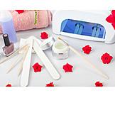 Accessories, Manicure, Nail Salon