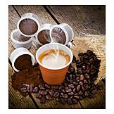 Coffee, Plastic, To Go
