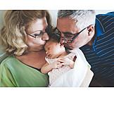 Love, Bonding, Grandparent, Grandchild