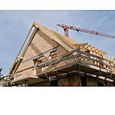 Building Construction, Attic, Carcass