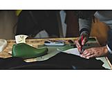 Craft, Working, Shoemaker