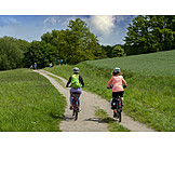 Bicycle, Excursion, Bicycle Tour