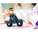 Wedding, Wedding Couple, Cake Topper