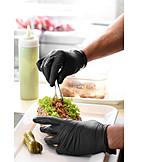 Preparation, Sandwich, Pulled Pork