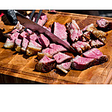 Meat, Cutting, Beef