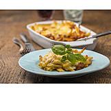 Dinner, Macaroni, Noodle Casserole