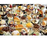 Dessert, Buffet, Catering, Dessert