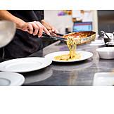 Gastronomy, Restaurant, Plate, Sideboards