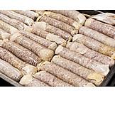 Sausages, Salami, Raw Sausage