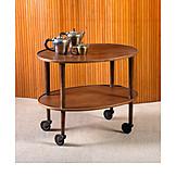 Antiques, Mahogany, Trolleys, Furniture design