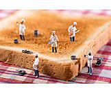 Gastronomy, Team, Toast
