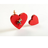 Love, Valentine, Loving, Conquest