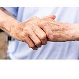 Hands, Skin, Aging