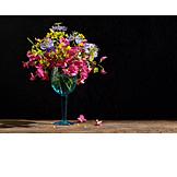 Flowers, Glass