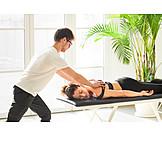 Patient, Massage, Osteopathy