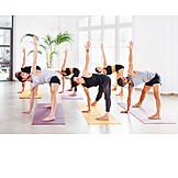 Yoga, Class, Asana