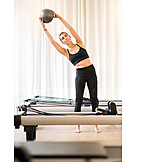 Stretching, Workout, Strengthening