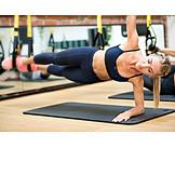 Workout, Sports Mat