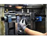 Industry, Machine, Maintenance