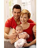 Baby, Parent, Family, Family Portrait