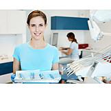 Dentist, Dental Assistant, Dental Equipment