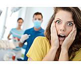 Dentist, Patient, Panic, Patient