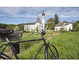 Bicycle, Höglwörth Monastery